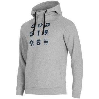 textil Herre Sweatshirts 4F BLM014 Grå