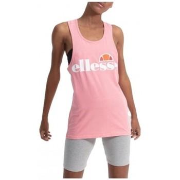 textil Dame Toppe / T-shirts uden ærmer Ellesse CAMISETA TIRANTES  SGS04485 Pink