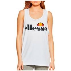textil Dame Toppe / T-shirts uden ærmer Ellesse CAMISETA TIRANTES  SGS04485 Hvid