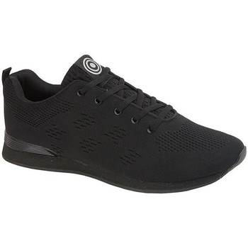 Sko Lave sneakers Dek  Black