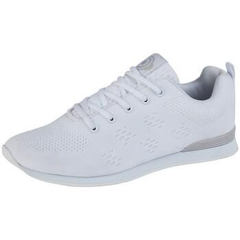 Sko Lave sneakers Dek  White