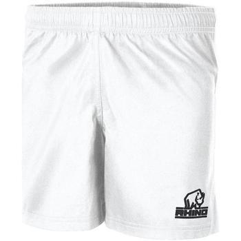 textil Børn Shorts Rhino  White