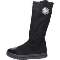 Sko Pige Chikke støvler Fiorucci BH520 Sort