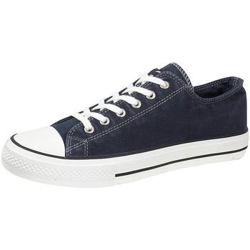 Sko Herre Lave sneakers Dek  Navy
