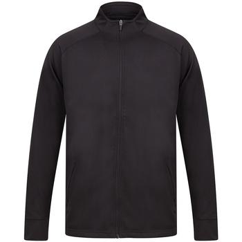 textil Herre Sportsjakker Finden & Hales LV871 Black/Black
