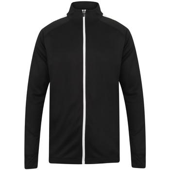 textil Herre Sportsjakker Finden & Hales LV871 Black/White