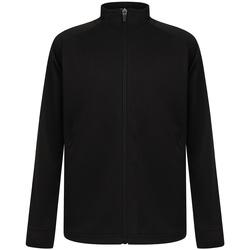 textil Dreng Sportsjakker Finden & Hales LV873 Black/Black