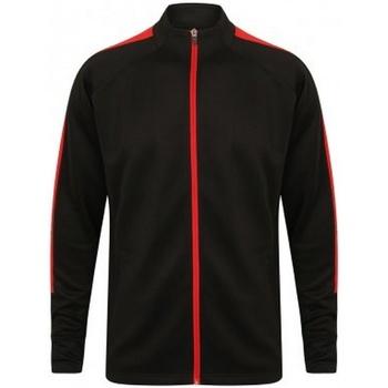 textil Dreng Sportsjakker Finden & Hales LV873 Black/Red