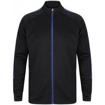 textil Dreng Sportsjakker Finden & Hales LV873 Navy/Royal