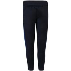 textil Dreng Træningsbukser Finden & Hales LV883 Navy/Royal
