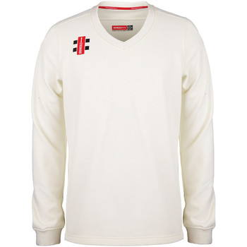textil Børn Sweatshirts Gray-Nicolls GN29J Ivory