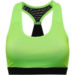textil Dame Sports-BH Tridri TR920 Lightning Green