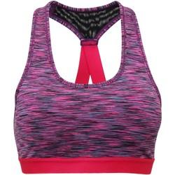 textil Dame Sports-BH Tridri TR920 Space Pink