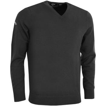 textil Herre Sweatshirts Callaway CW076 Black Onyx