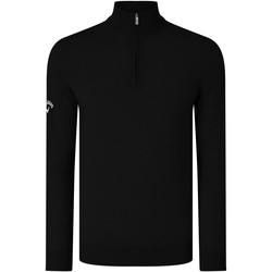 textil Herre Sweatshirts Callaway CW075 Black Onyx