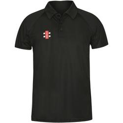 textil Herre Polo-t-shirts m. korte ærmer Gray-Nicolls GN006 Black
