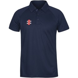 textil Herre Polo-t-shirts m. korte ærmer Gray-Nicolls GN006 Navy