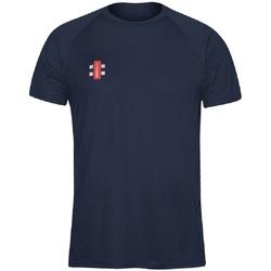 textil Herre T-shirts m. korte ærmer Gray-Nicolls GN005 Navy