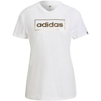 T-shirts m. korte ærmer adidas  W FL BX G T