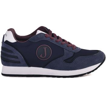 Sko Herre Lave sneakers Jeckerson JFAL024 Blå