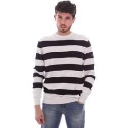 textil Herre Pullovere Navigare NV00232 30 hvid
