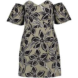 textil Dame Korte kjoler Gaudi 111FD15017 Grøn