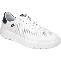 Sko Herre Lave sneakers CallagHan 45505 hvid
