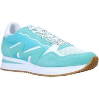 Sko Dame Lave sneakers Manila Grace S682LU Grøn