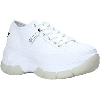 Sko Dame Lave sneakers Onyx S21-S00OX010 hvid