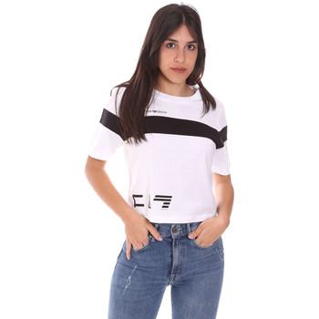 T-shirts m. korte ærmer Ea7 Emporio Armani  3KTT05 TJ9ZZ