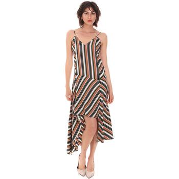 textil Dame Lange kjoler Trussardi 56D00514-1T005182 Brun
