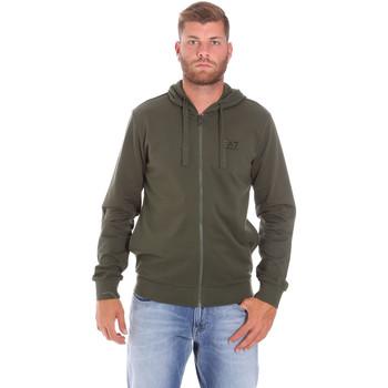 textil Herre Sweatshirts Ea7 Emporio Armani 8NPM03 PJ05Z Grøn