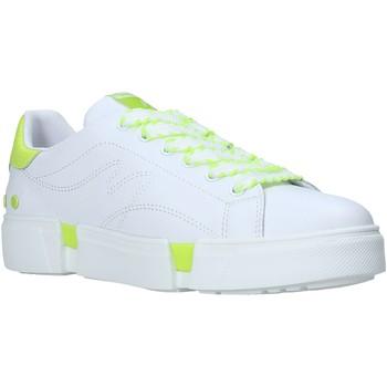 Sko Dame Lave sneakers Manila Grace S646LU hvid