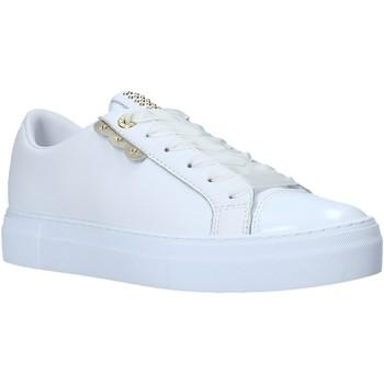 Sko Dame Lave sneakers Manila Grace S647LU hvid