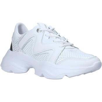 Sko Dame Lave sneakers Manila Grace S667LU hvid