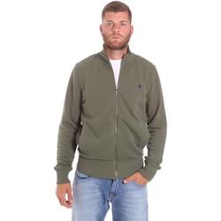 textil Herre Sweatshirts Lumberjack CM60142 018EU Grøn