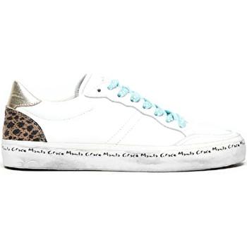 Sko Dame Lave sneakers Manila Grace S640CU hvid