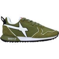 Sko Dame Lave sneakers W6yz 2013563 01 Grøn