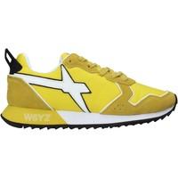 Sko Dame Sneakers W6yz 2013563 01 Gul