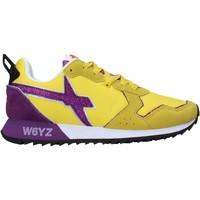 Sko Herre Lave sneakers W6yz 2014032 03 Gul