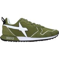 Sko Herre Lave sneakers W6yz 2013560 01 Grøn
