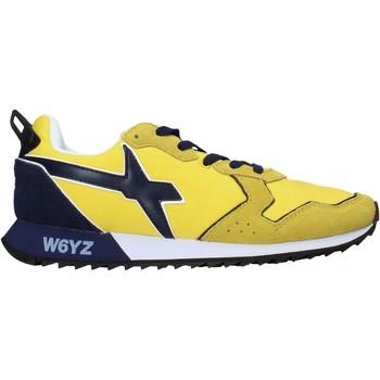 Sko Herre Lave sneakers W6yz 2013560 01 Gul