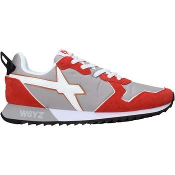 Sko Herre Lave sneakers W6yz 2013560 01 Grå