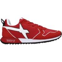 Sko Herre Lave sneakers W6yz 2013560 01 Rød