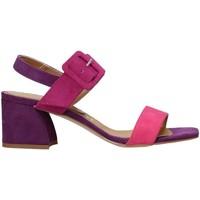 Sko Dame Sandaler Grace Shoes 855015 Violet