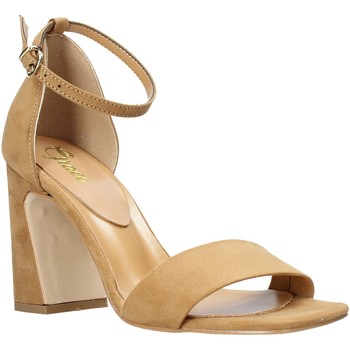 Sko Dame Sandaler Grace Shoes 2384001 Brun