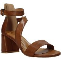 Sko Dame Sandaler Grace Shoes 380034 Brun