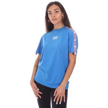 textil Dame T-shirts m. korte ærmer Colmar 4103 6SH Blå