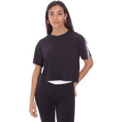 textil Dame T-shirts m. korte ærmer Colmar 8652 6SH Blå