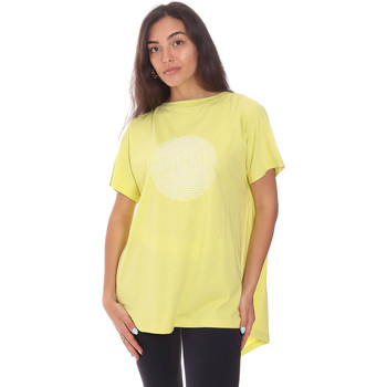 textil Dame T-shirts m. korte ærmer Colmar 8606 6SH Grøn